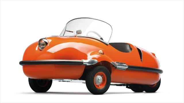 Micro Mini car sales brochure /& Specifications sheet RARE Zeta sports car