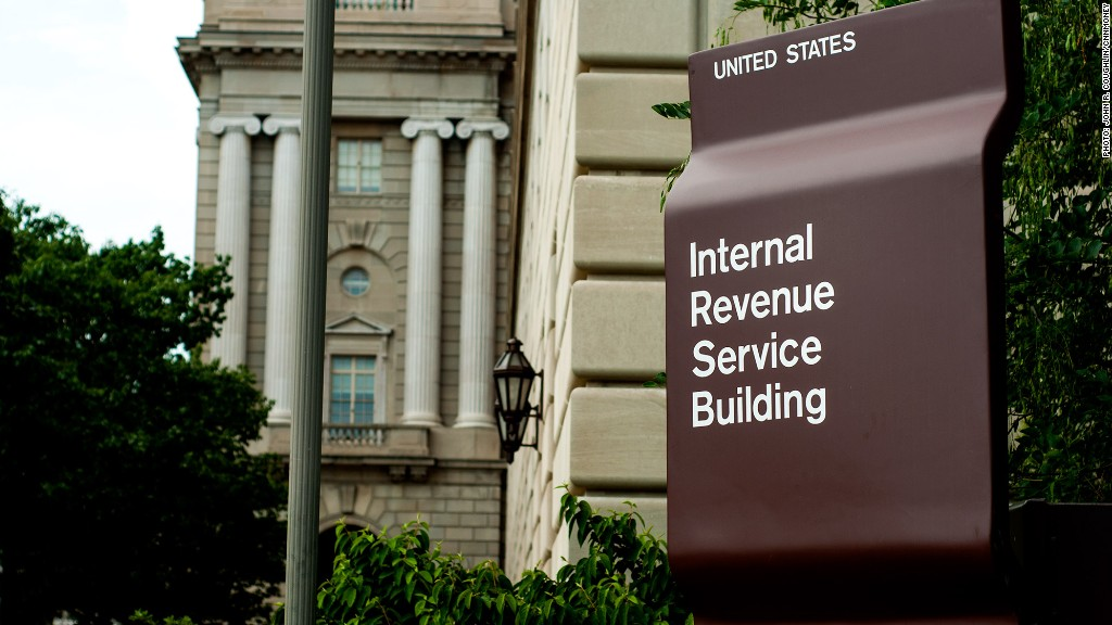 irs sign building jc