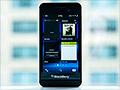 BlackBerry Z10 review: A noble failure