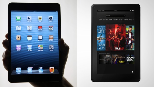 IDC says Android is the new king of tablet market share