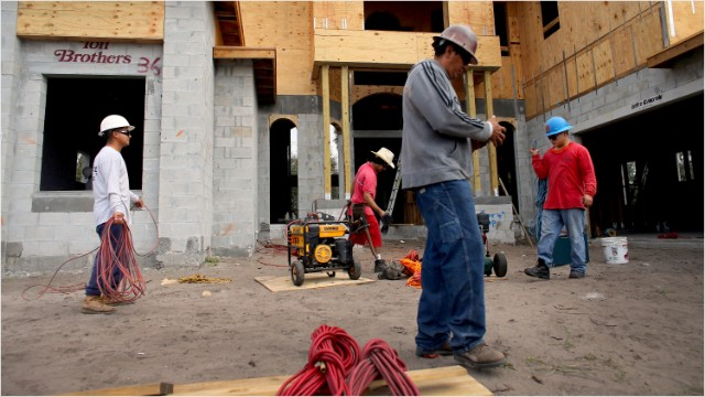 Construction jobs are difficult to fill