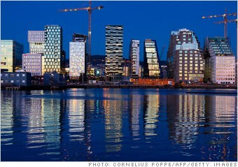 most expensive cities oslo norway