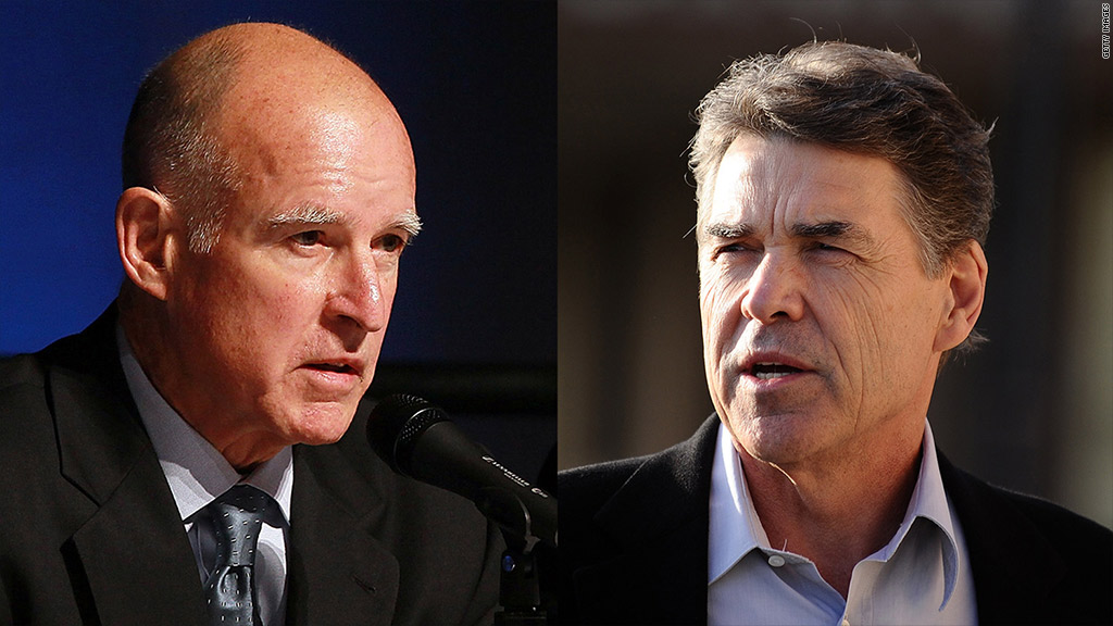 gov brown perry