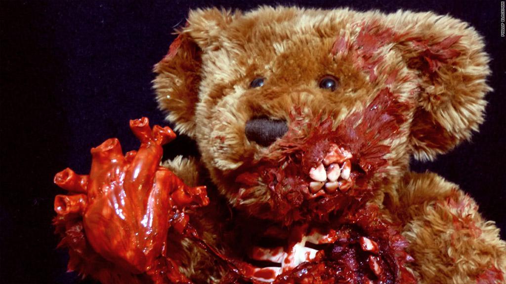 zombie teddy bear undead teds