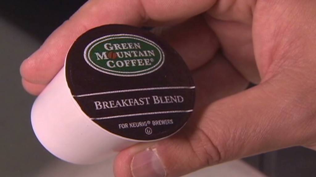 Green Mountain Coffee stock gets roasted