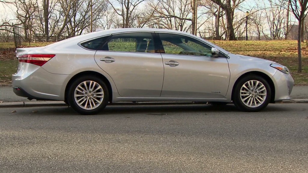 Toyota Avalon: No longer a 'retiree's car'