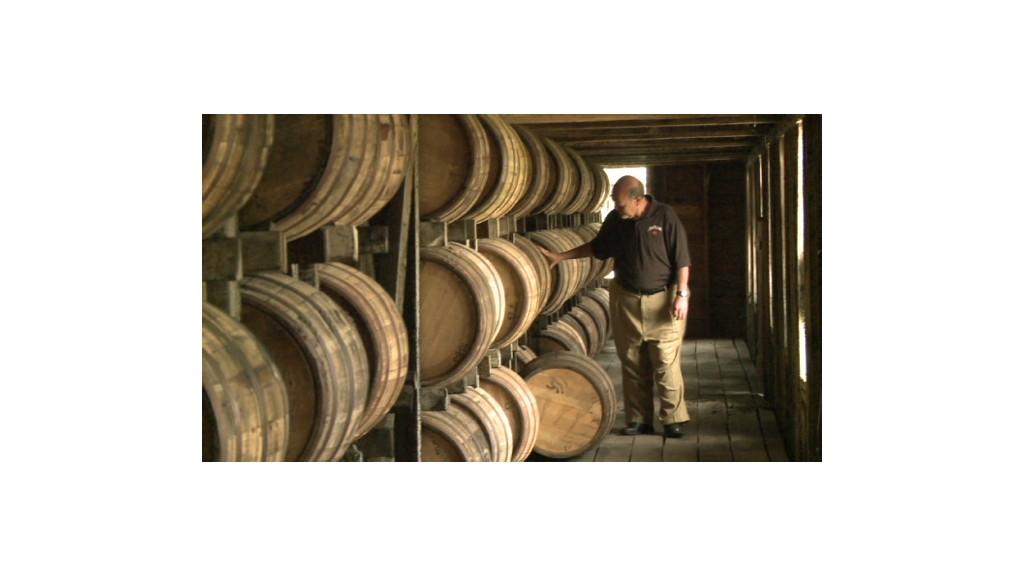 Bourbon biz booming in Kentucky