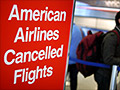Airline mergers mean lost luggage, flight delays