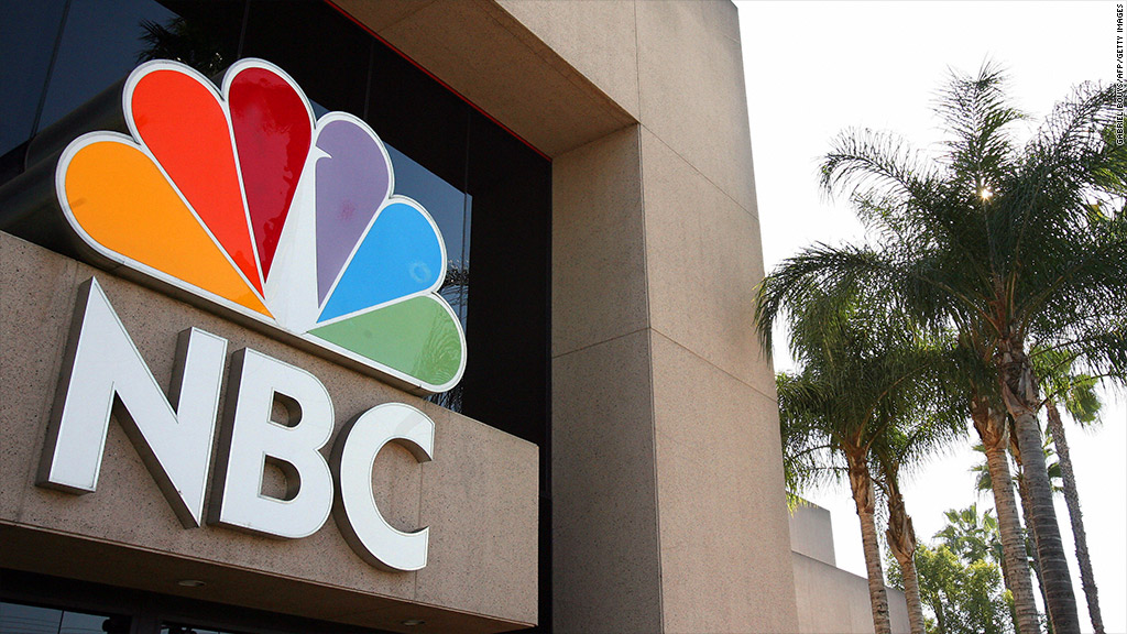 nbc universal comcast