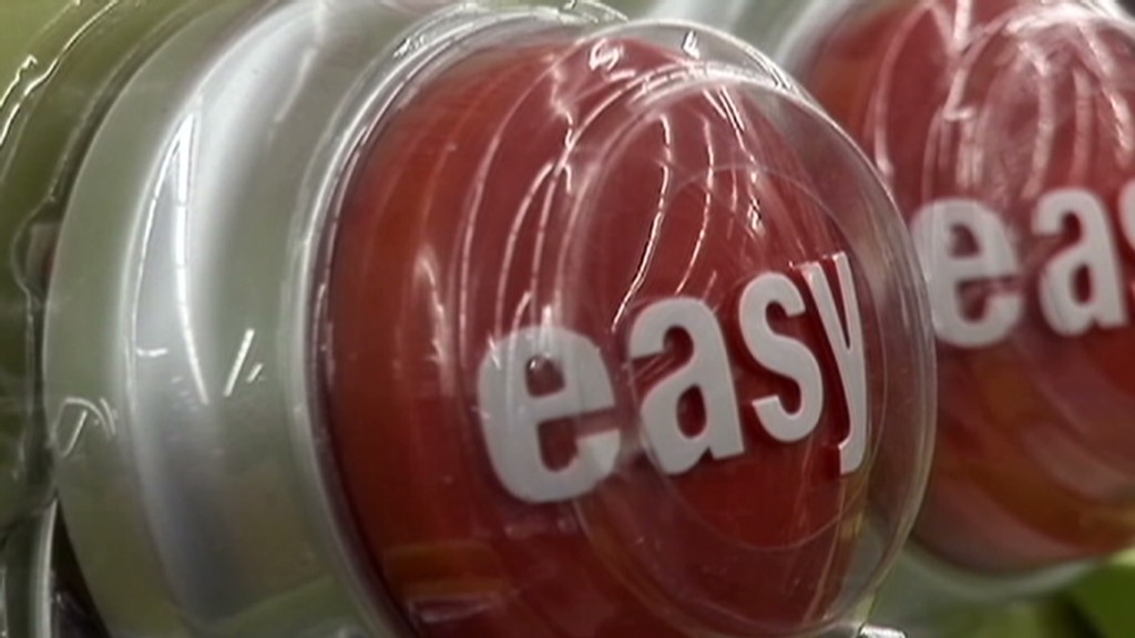 Staples not an 'easy' button investment
