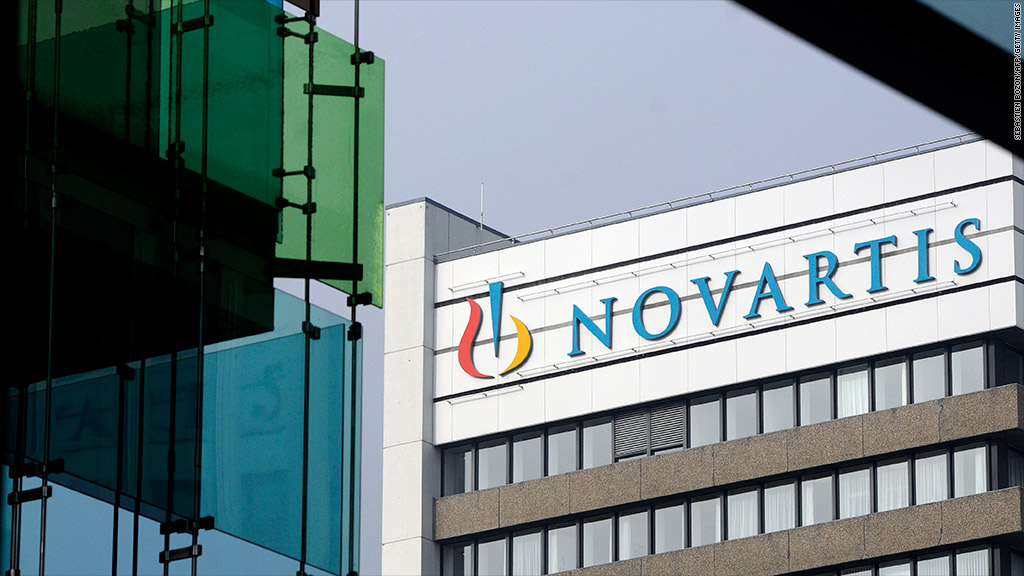 novartis chairman