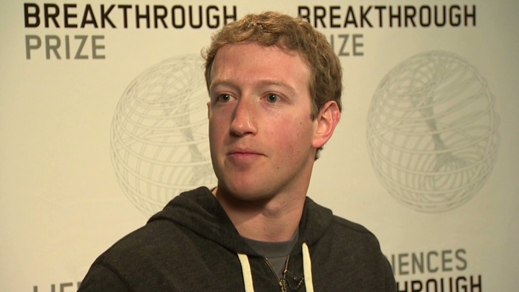 Mark Zuckerberg wants to save your life