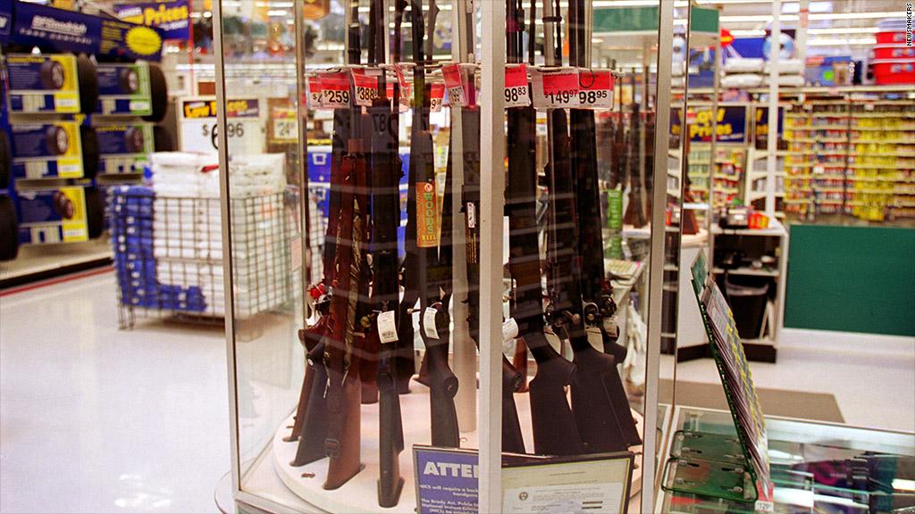 walmart guns sales