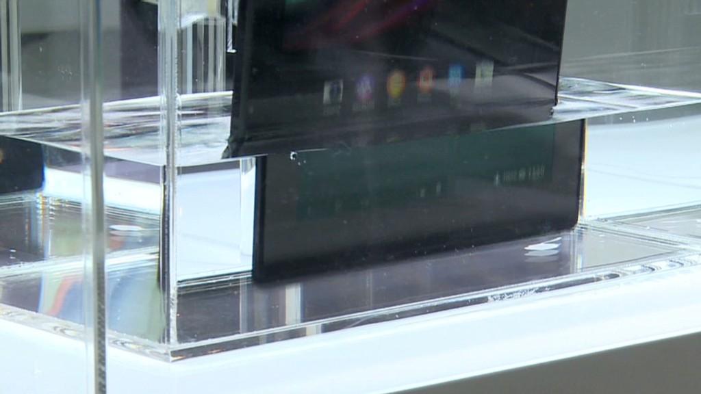 Can Sony's waterproof tablet make a splash?