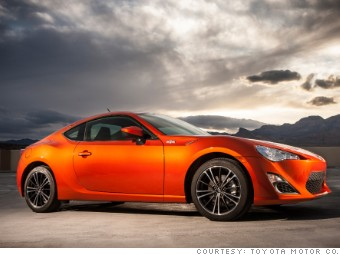 consumer reports 2013 scion frs
