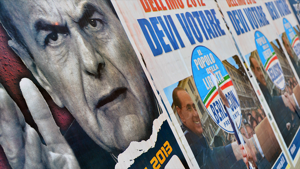 italy election crisis