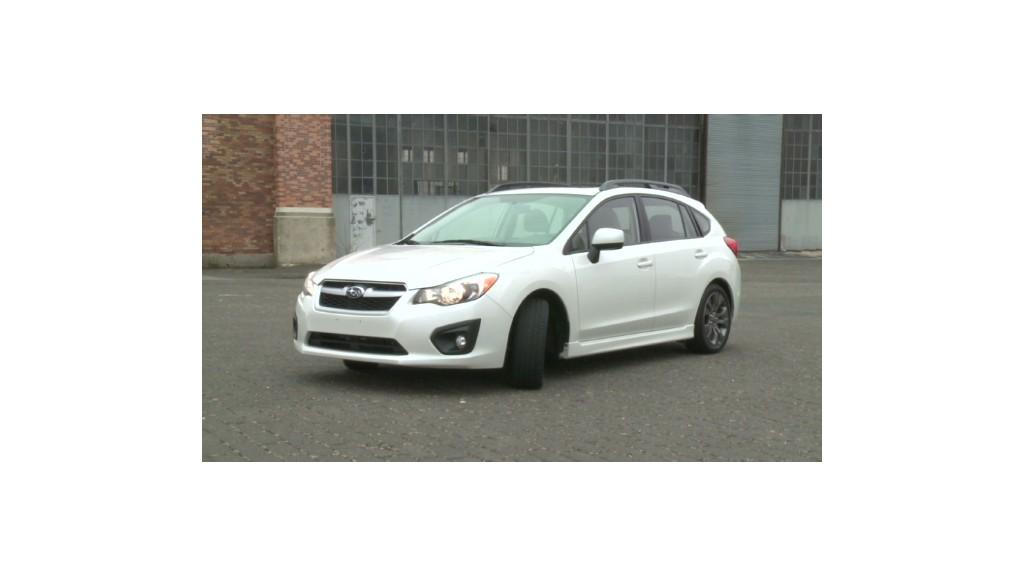 Impreza: Finally! A 'pretty' Subaru