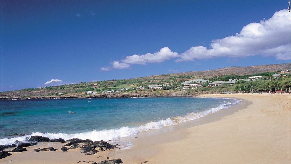 hawaii lanai island