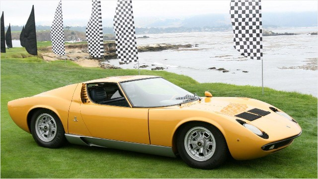 Most Valuable Collectible Lamborghinis