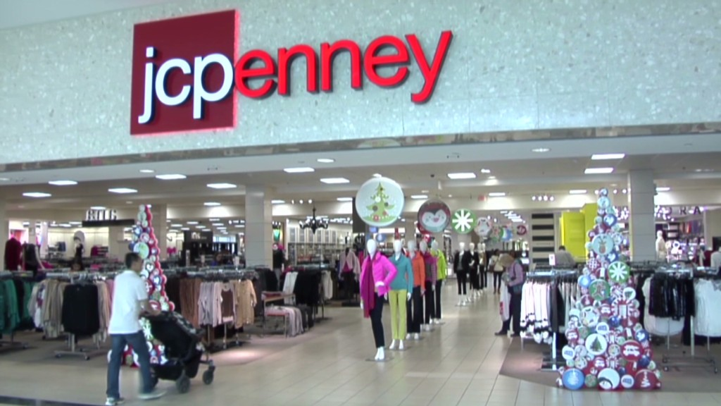 JCPenney: It's a fire sale!