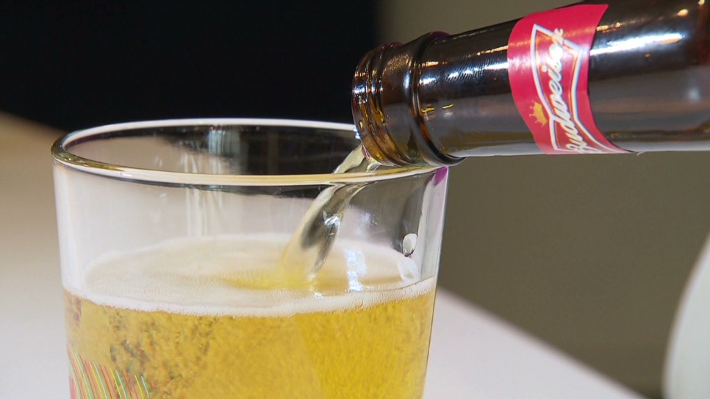Budweiser accused of watering down beer