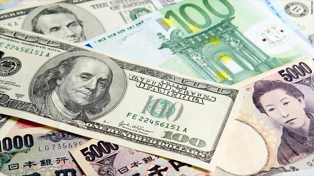 currency wars dollar yen