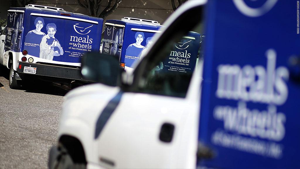 sequester meals on wheels furlough