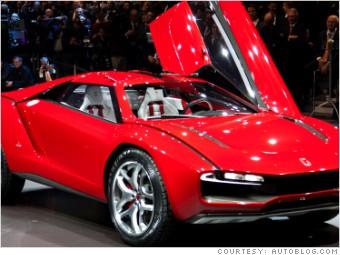 italdesign giugiaro concept geneva auto show autoblog