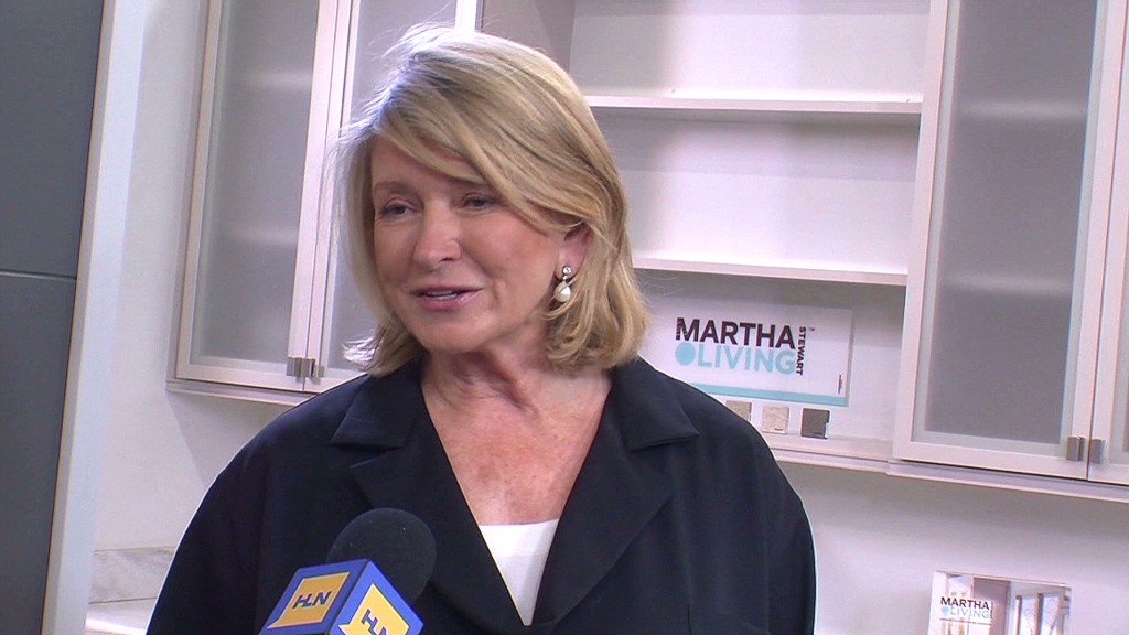Martha Stewart back in court