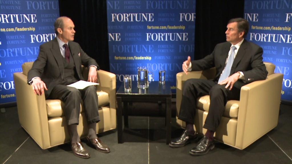David Farr: U.S. manufacturing will grow