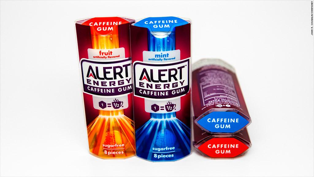 wrigley energy alert gum