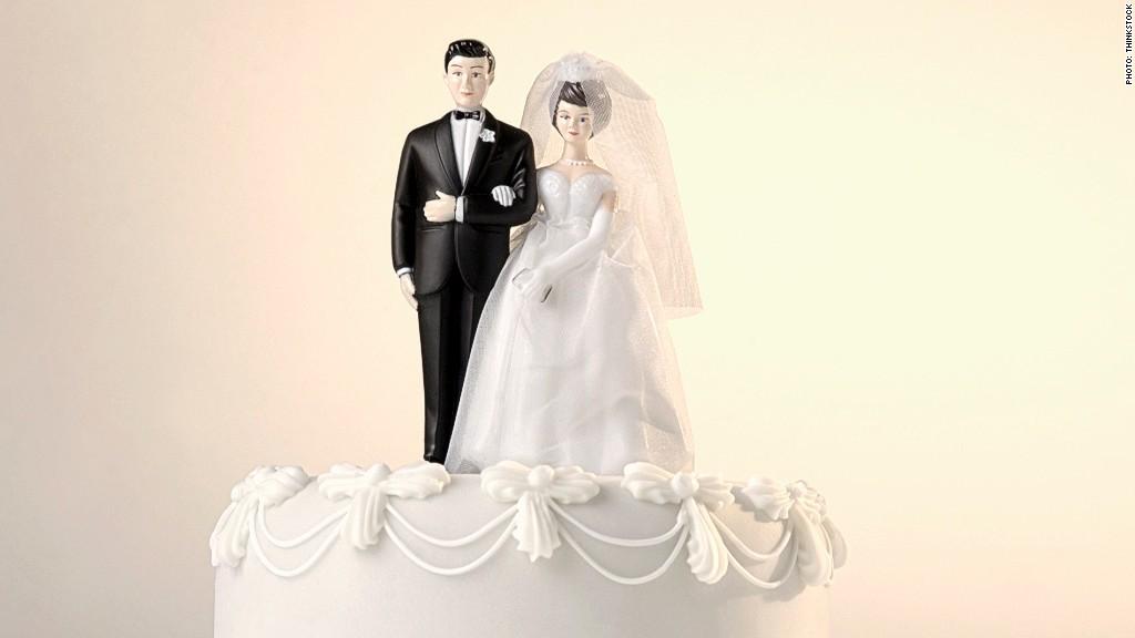 wedding spending