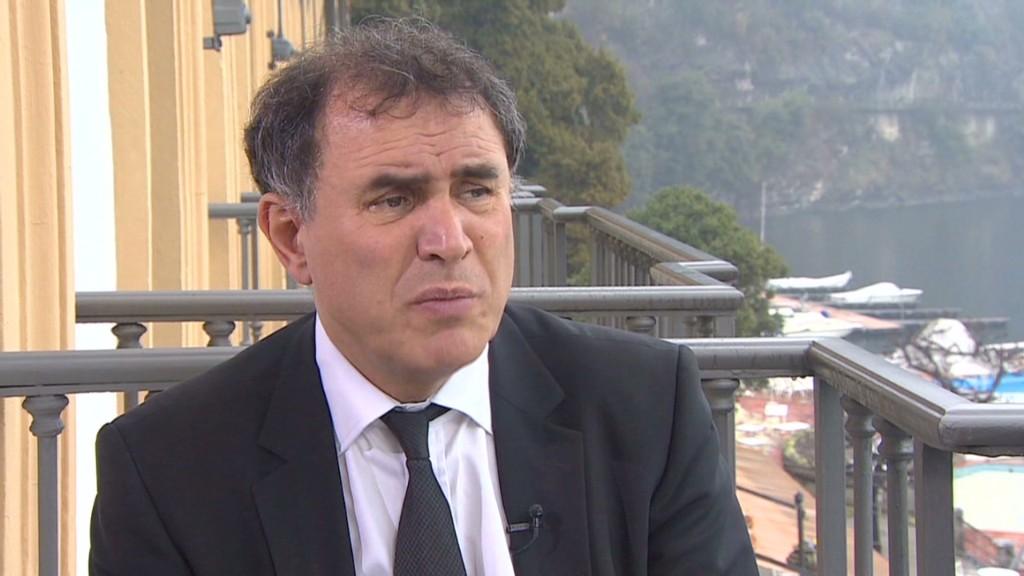 Roubini: ECB will do 'too little, too late'
