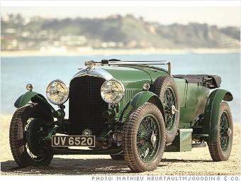 1928 bentley le mans tourer amelia island rm auctions