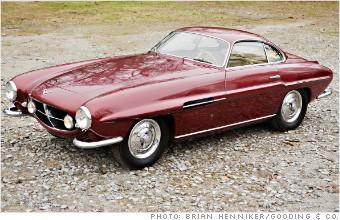 1953 fiat 8v supersonic amelia island rm auctions