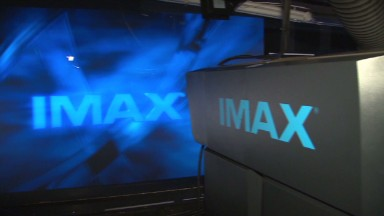 How IMAX reinvented its business