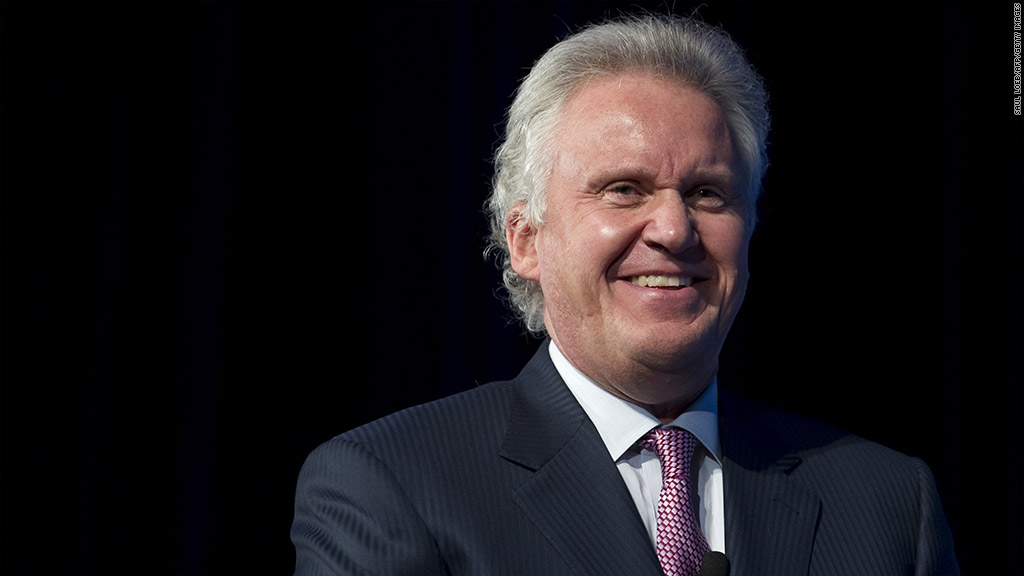 jeff immelt raise