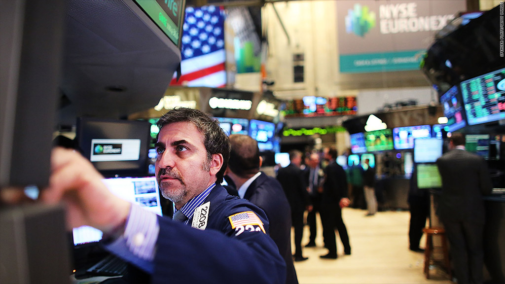 Stocks resilient despite uncertainty
