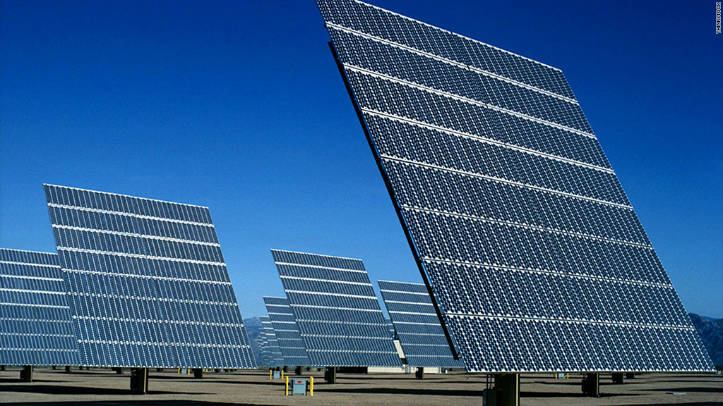 solar power record year 2012 usa