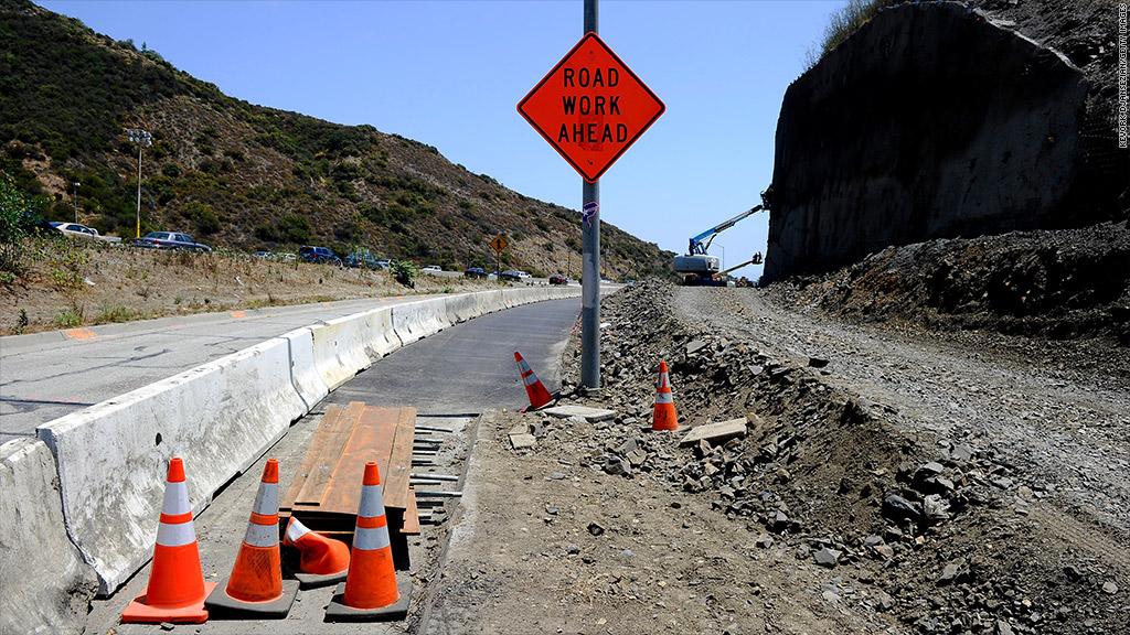 us roads infrastructure