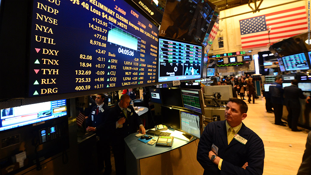 stock market economy americans opinion