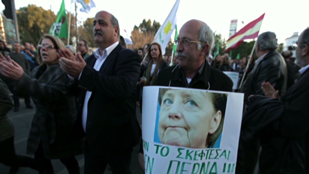 Cyprus goes back to the drawing board