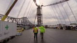 Tour the new $6 billion Bay Bridge