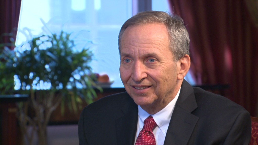 Larry Summers: Austerity isn't working