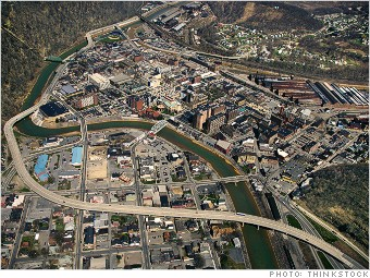 shrinking cities johnstown pennsylvania