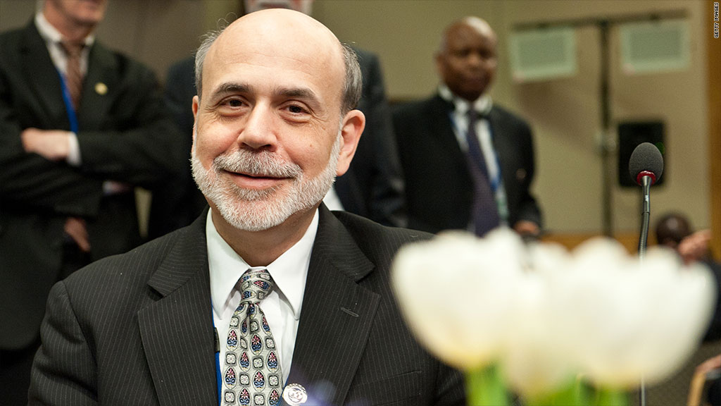 bernanke bond bubble