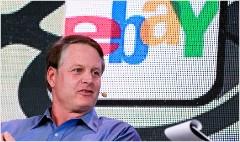 eBay's John Donahoe talks Icahn