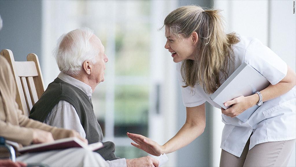 alzheimers nurse