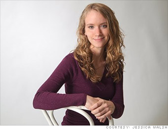 jessica walsh 10 jobs under 25