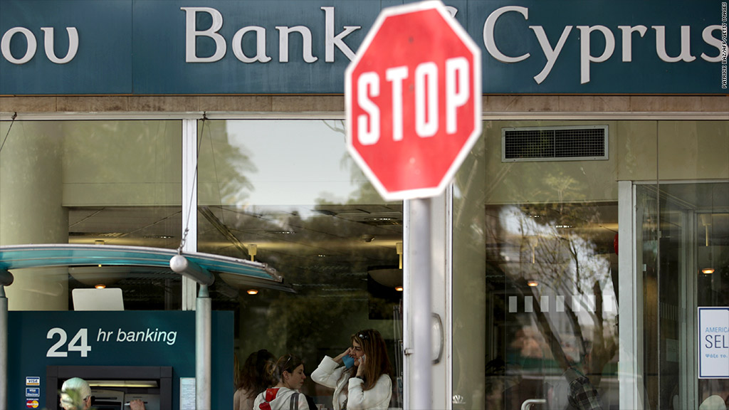 cyprus bank bailout